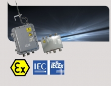 法国 JAY Electronique 原装进口 防爆款 无线电 Alto收发机 ATEX