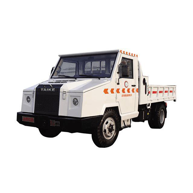 WC3J(C) 防爆柴油机无轨胶轮车